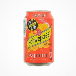 Schweppes Agrum 33 cl