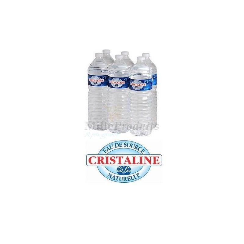 Eau de Source Cristaline 150 cl