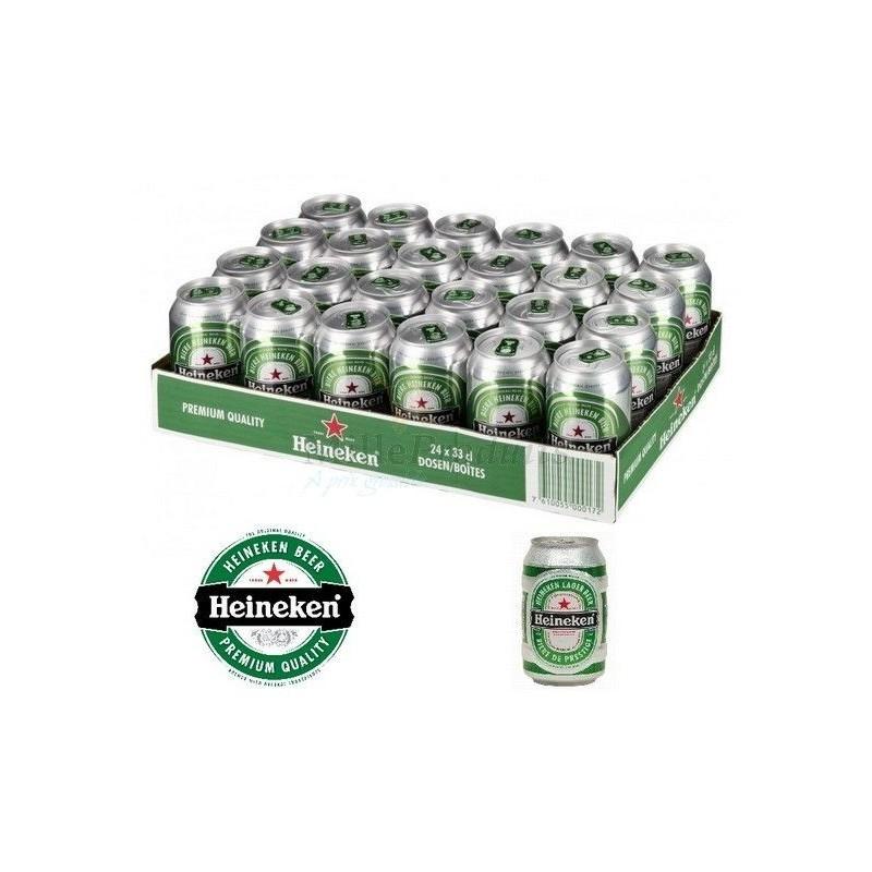 Bière Heineken 33 cl