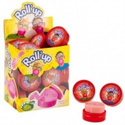 Bubble Gum Roll Up Fraise