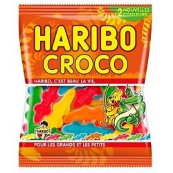 Sachet Bonbons Haribo Croco 120 Grammes