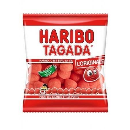 Sachet Bonbons Haribo Tagada 120 Grammes