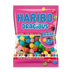Sachet Bonbons Haribo Dragibus 120 Grammes