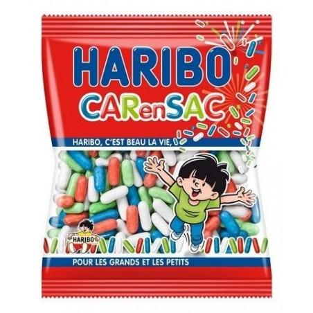 Sachet Bonbons Haribo Carensac 120 Grammes