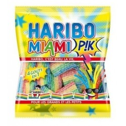 Sachet Bonbons Haribo Miami Pik 120 Grammes