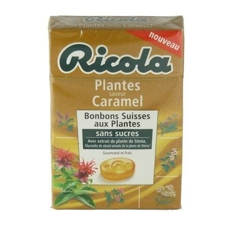 Ricola Caramel x 20 Boites