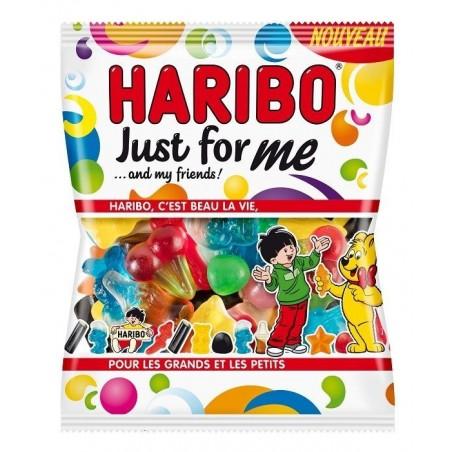 Sachet Bonbons Haribo Just For me 120 Grammes