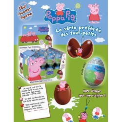 Oeuf Surprise Peppa Pigs