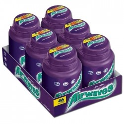 Bottle Airwaves Menthol & Cassis