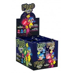 Sucettes Fluo Popping Pop