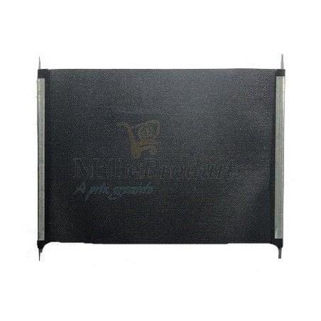 Toile de Rechange Tissu Noir pour Rouleuse