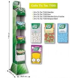 Colis Tic Tac T100