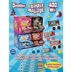 Display Boule Magique JawBreaker