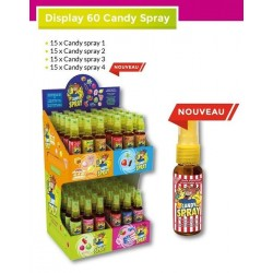 Display Candy Spray