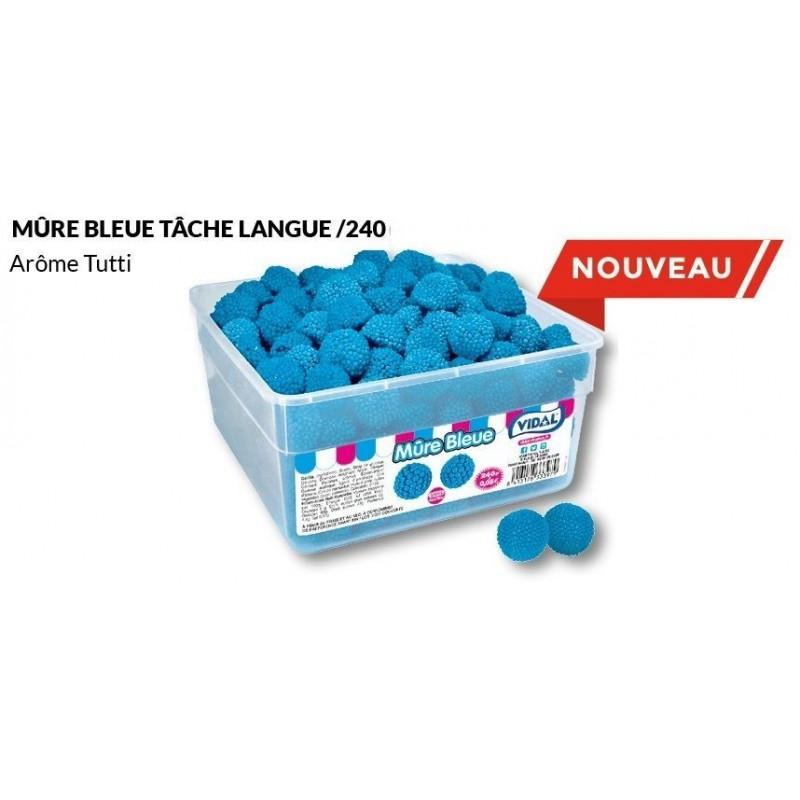 Bonbon Mûre Bleue