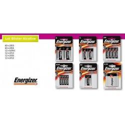 Lot de Pile Energizer Alcaline