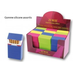 Etui Paquet de Cigarettes Silicone