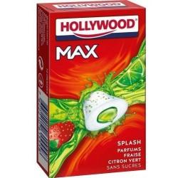 Hollywood Max Fraise Citron Vert
