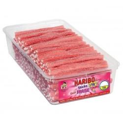Bonbons Haribo Sticks Fraise Pik