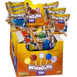 36 Sucettes Mammouth Magic Pop Jawbreaker