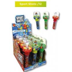 Sucettes Sport Shots