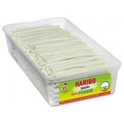 Bonbons Haribo Sticks Pomme