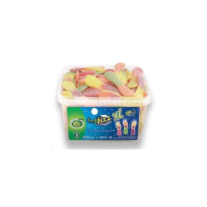 Bonbon Surffizz Fruits XL