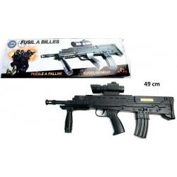 Fusil à Billes avec Lunette
