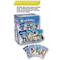 Snowman Tétine