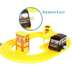 Circuit Minibus à Remontoir