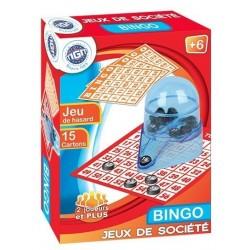 Jeu de Société Bingo