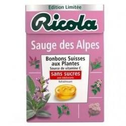 Ricola Sauge des Alpes x 20 Boites