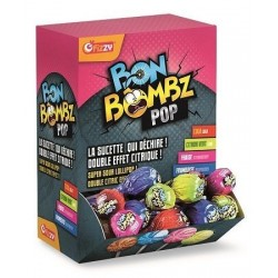 Sucettes Bon Bombz Pop