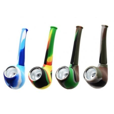 Pot de 24 Pipes à Tabac en Silicone