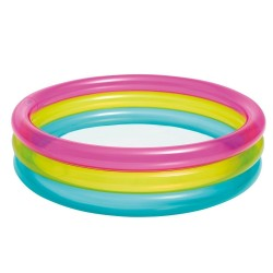 Piscinette Rainbow 86 cm Intex