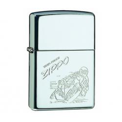Briquet Zippo Moto