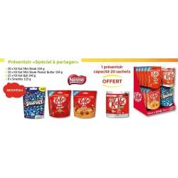 Présentoir Spécial à Partager Nestlé