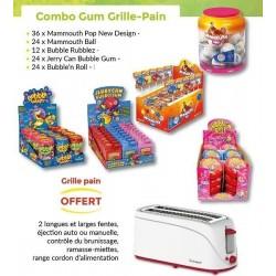 Combo Gum Grille Pain