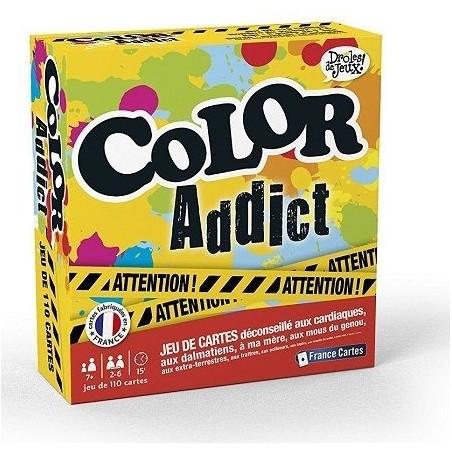 Color Addict Jeux 110 Cartes