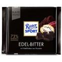 Tablette de Chocolat Ritter Sport Noir Extra Fin