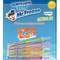 Mr Freeze Genorme Acidulés 150 ml