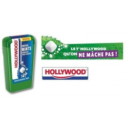 Mini Mints Hollywood Menthe Forte