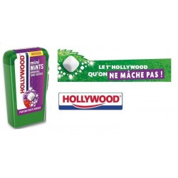 Mini Mints Hollywood Fruits Rouges