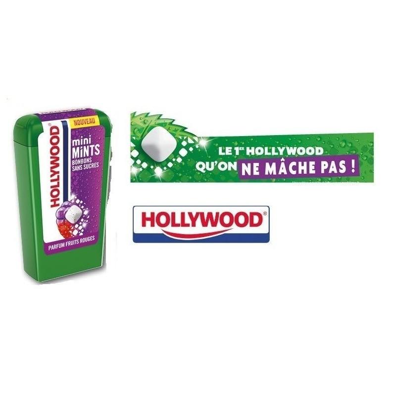 Mini Mints Hollywood Fruits Rouges