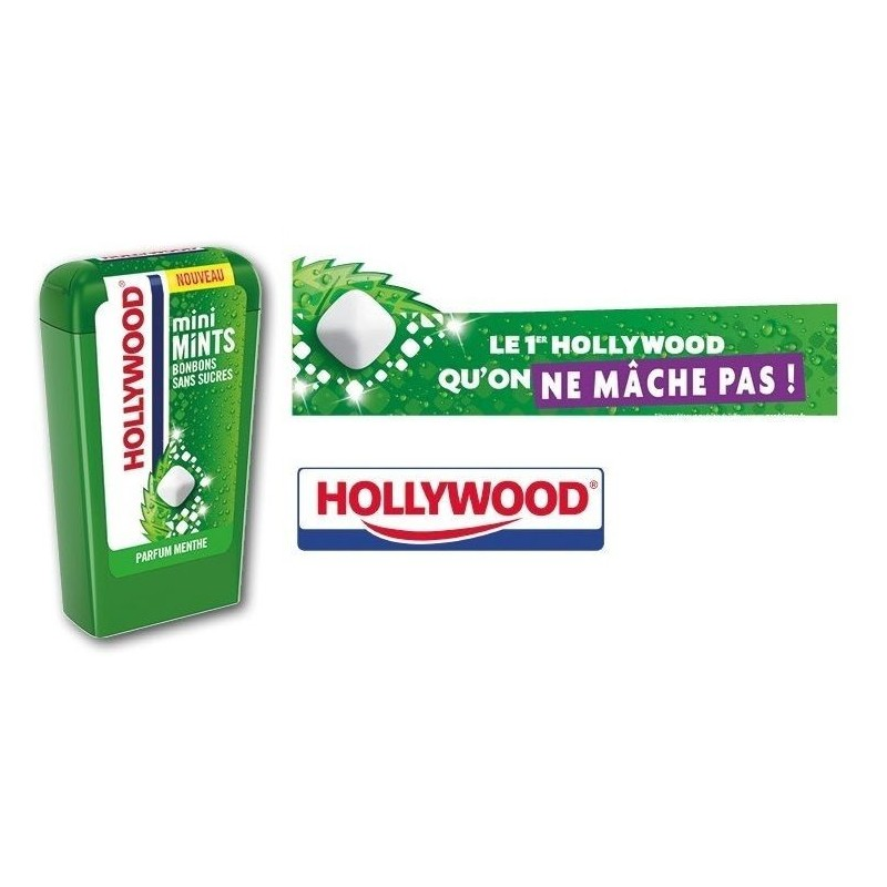 Mini Mints Hollywood Menthe