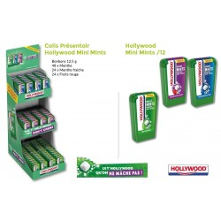 Colis Mini Mints Hollywood
