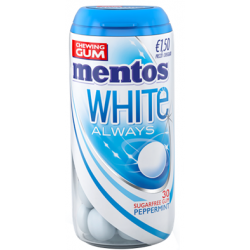 Colis Mentos White Always