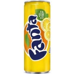 Fanta Citron Frappée 33 cl
