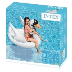Cygne Chevauchable Intex