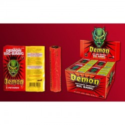 Pétard Demon Big Bang x 5 Paquets